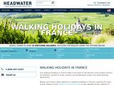 Headwater Holidays Limited: Walking holidays in France