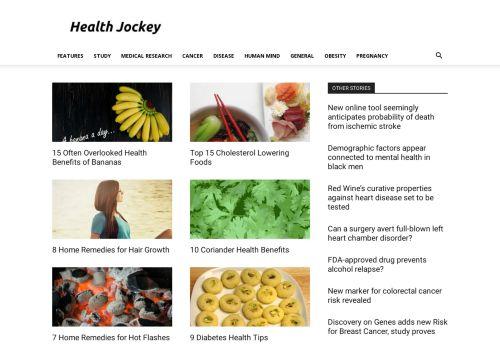 Health Jockey