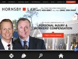Hornsby Law | Personal Injury and Worker's Compensation attorneys in Orlando FL