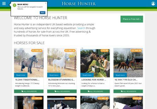 Horse Hunter