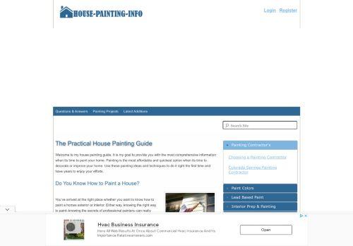 House-Painting-Info.com