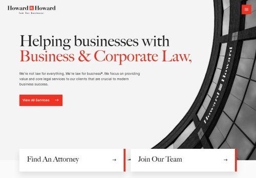 Howard & Howard Attorneys PLLC