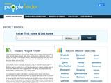 Instant People Finder