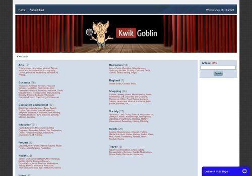 Kwikgoblin Directory