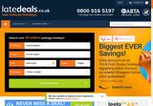 TUI UK Retail Limited
