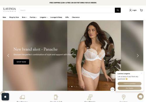Lavinia Lingerie Inc.