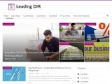 Leading Web Directory