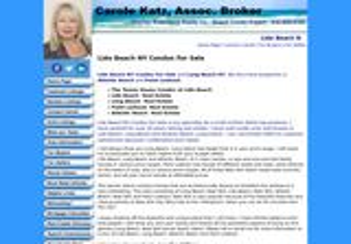 Carole Katz, Assoc. Broker