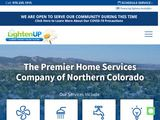 LightenUp | Electric and Plumbing services in Fort Collins Colorado