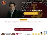 Lorenzo & Lorenzo P.A. | Personal injury law firm in Tampa FL