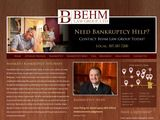 Behm Law Group Ltd. | Bankruptcy attorneys in Minessota