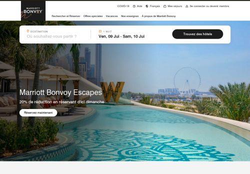 Marriott Francais