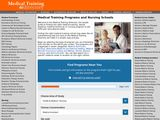 Medical Training Directory