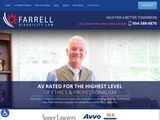 Farrell Disability Law | Social Security Disability & ERISA Attorney in Jacksonville FL