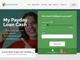 Payday Loans: myPaydayLoanCash.com