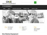 One Medical Equipment Pte Ltd | A single source for new and used medical equipment