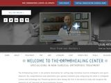 The Orthohealing Center | Orthopedic treatment in Los Angeles CA