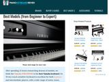 Piano Keyboards Reviews: Yamaha Keyboards