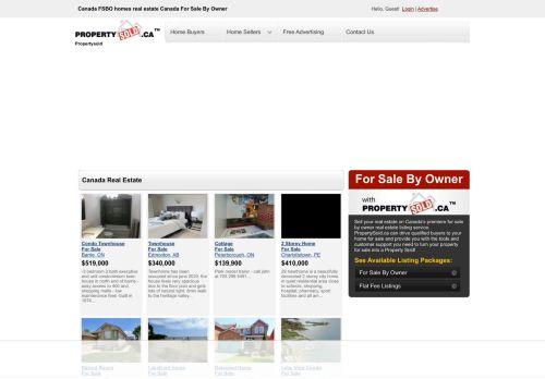 PropertySold.ca Inc.
