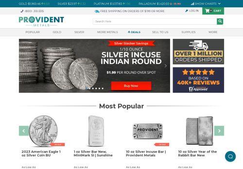 Provident Precious Metals, LLC