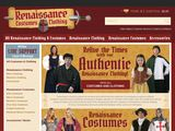 Renaissance Costume Clothing