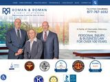 Roman & Roman | Personal Injury and Criminal Defence Attorneys in Clearwater and Tampa FL