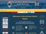 Ron Gordon Watch Repair