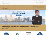 San Diego County DUI Law Center