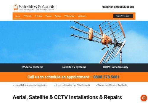 Satellites & Aerials