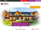 Select Healthcare Group | Nursing Homes in the UK