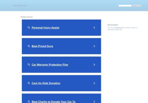SlackAlice.com Web Directory