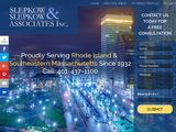 Slepkow, Slepkow & Associates Inc. | Personal injury attorneys in Rhode Island