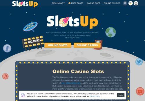 SlotsUp | Free Online Slot Games