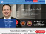 Spencer Morgan Law | Personal Injury lawyer in Miami FL