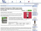 Spiceplace.com: Fluorescent Bulbs