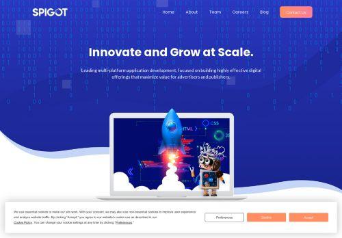 Spigot, Inc.