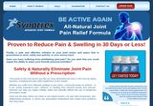 Synotrex - Speedwinds Nutrition Inc