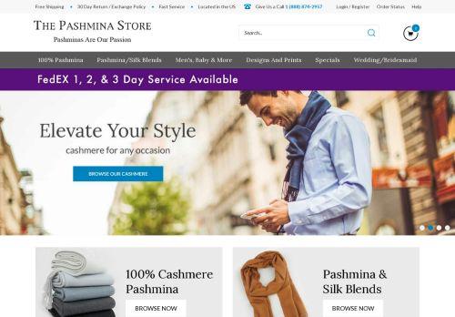 The Pashmina Store