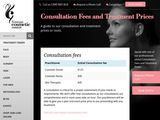 Victorian Cosmetic Institute: Consultations