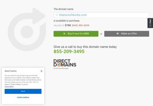 Titans Roofworks Inc.