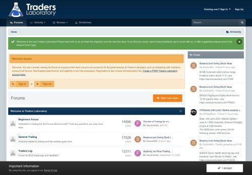 Traders Laboratory