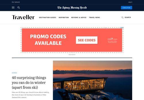 Traveller | Destination for travel insights for Australians