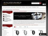 Tungsten World: Wedding Bands