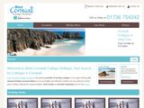 West Cornwall Cottage Holidays