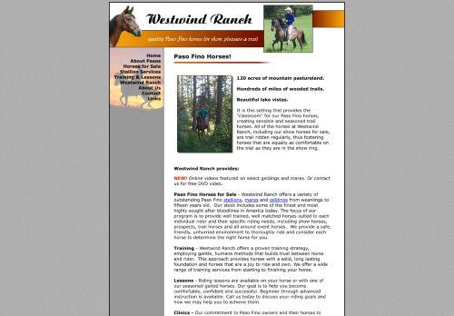Westwind Ranch