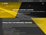 X-Copper Professional Corporation: Impaired Driving Criminal