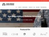 Military Defense Attorneys in San Diego CA