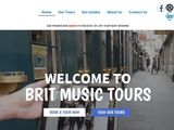 Brit Music Tours