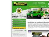 San Diego Automotive Locksmith Services | Car Locksmith in San Diego