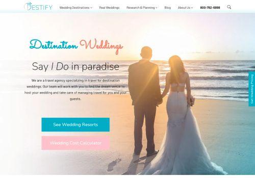 Destify Destination Weddings
